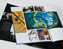 Bizsók Acoustic Furniture brochure and leaflet