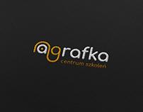Logo Agrafka - centrum szoleń
