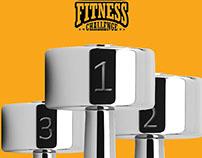Cidade de Goa - Fitness Challenge