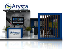 Arysta Life Science Expo Stand