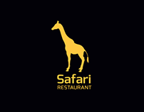 Safari Restaurant Logo