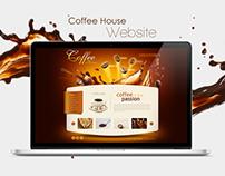 Coffee Wbsite