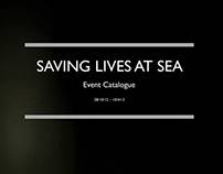 RNLI 'Saving Lives At Sea' Catalogue