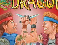 Double Dragon box art redesign