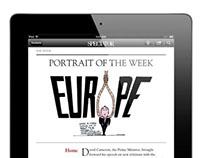 The Spectator iOS/HTML hybrid app