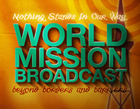 World Mission Broadcast Collaterals