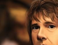 Bilbo Baggins | Digital Paint
