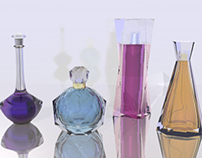 Perfume bottle (Project Group)