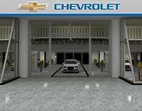 CHEVROLET Show room