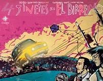 4 jinetes (graphic Novel 2004 -2012 284 pags)