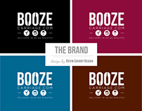 Booze Carriage Rebrand