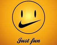 Nike : just fun
