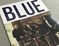 Blue Tour Programme 2015