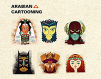ARABIC CARTOONING