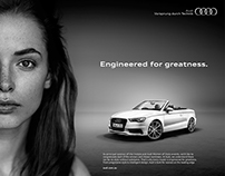 Weronika for Audi