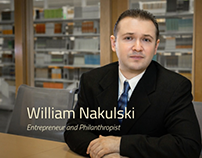 William Nakulski - Entrepreneur and Philanthropist