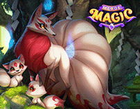 MM Kitsune Promo Art
