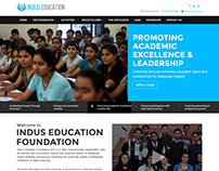 Website Design for an Education Institute frm Malaysia