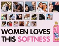 Women Loves This Softness