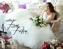 "Shooting for wedding salon ""FAN-FATIN"""