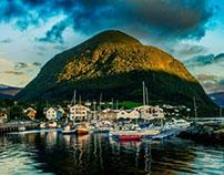 Volda. Norway