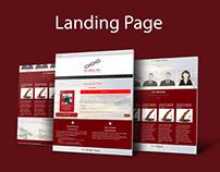 TCW - Landing page
