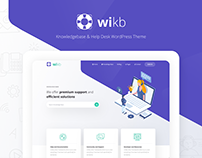 Wikb WordPress Theme