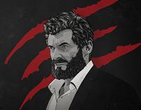Logan Noir alternative poster