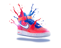 Nike Air Force 1 Rasheed Wallace / Nike