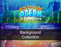 Solitaire Ocean Adventure's Background Collection