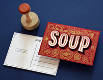 2016 Soup`s Postcards