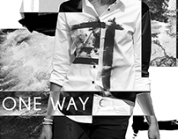 ILLESTA & Mateusz Suda - ONE WAY Shirt design