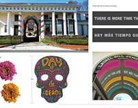 Environmental Graphic Design: Day of the Dead