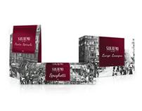 San Remo Pasta // Rebrand