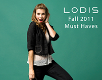 Lodis Fall 2011 Look Book