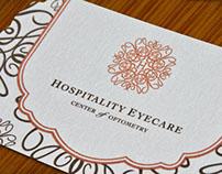 Hospitality Eyecare Branding