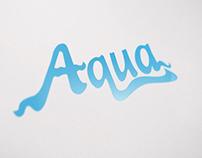 'Aqua' - Branding