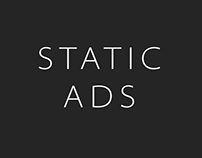 Static Web Banners