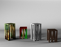6SPECIALE stool