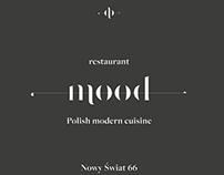 Mood Restaurant Branding