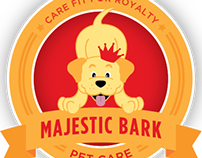 Majestic Bark - Logo Design