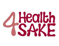 4 Health Sake Business Cards