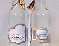 Almost Heaven Beer Packaging