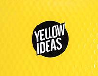 Identité Visuelle Yellow Ideas