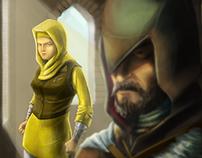 Gul and Ezio