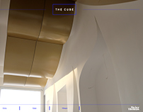 The cube⎜Giant Library⎜Sculpture Research⎜150sqm