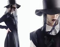 Ksenia Schnaider S/S 2013 campaign
