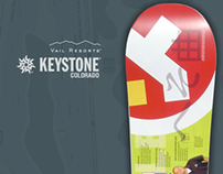 Vail Resorts Keystone A51 Terrain Park Website