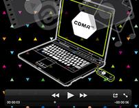 CDMA FLASH VIDEO