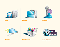 Zain World Icons